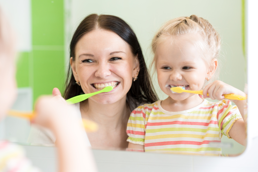 Oral Hygiene Tips for Starting Good Habits Young: Periodontist Tennessee